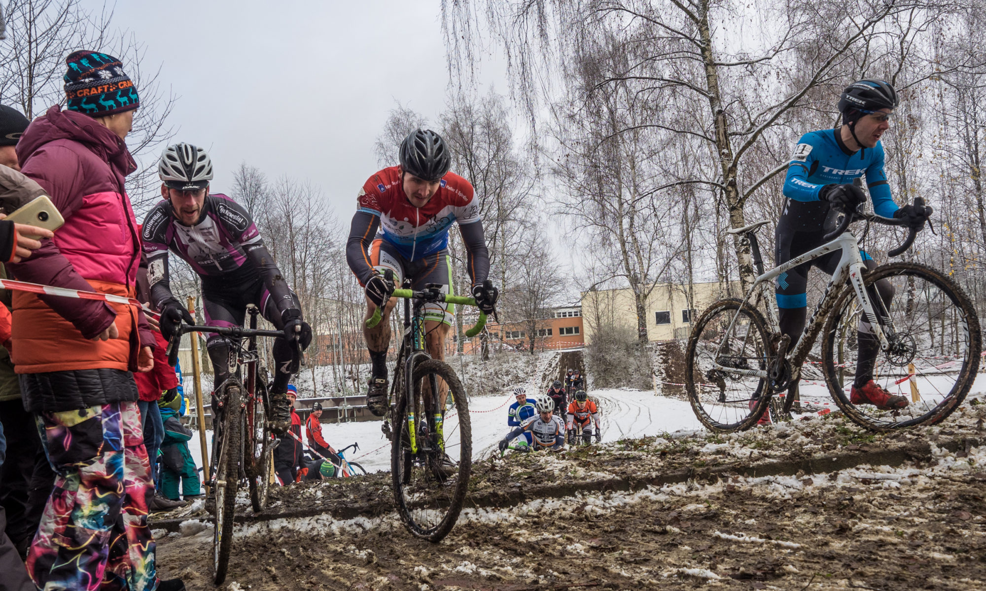 BioRacer Cross Serie